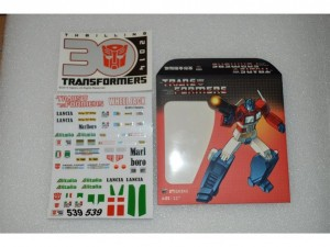 Transformers News: Big Bad Toy Store to carry Official Transformers Decals by Ocean Designs
