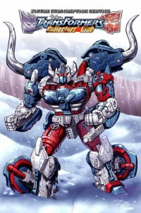 Transformers News: TFSS Ultra Mammoth Promo Art