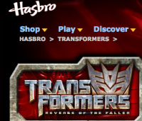 HASBRO Q / A: Next Round Questions Due Monday