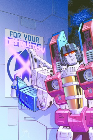 Transformers News: More Pages Shown for New IDW Transformers Series + Interviews with Creative Team