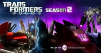 Transformers News: Transformers Prime: Season 2 Now Available for Streaming on Netflix