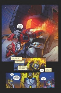 Creator Commentary - Transformers: Robots in Disguise #16