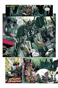 Transformers News: Transformers: More Than Meets The Eye Ongoing #7 Creator Commentary