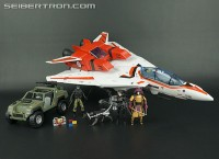 Transformers News: New Galleries: SDCC 2013 G.I. Joe / Transformers Crossover Set
