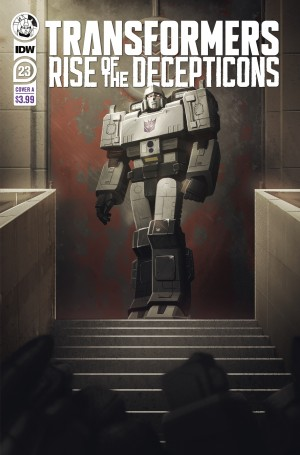 IDW Transformers Comic Book Solicitations for August 2020