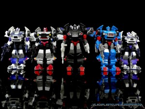 Transformers News: Pictorial Review - Rumoured BotCon 2015 Transformers Diaclone Black Skids