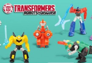 Transformers News: Transformers Robots in Disguise and My Little Pony Coming to a Happy Meal Near You