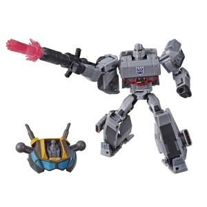 Transformers News: New Stock Images for 2020 Cyberverse Deluxe Megatron and Optimus Prime
