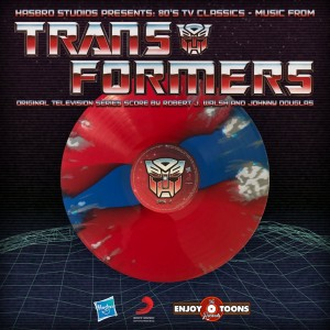 Transformers News: Original Transformers Television Series Score LP Optimus / Megatron Variant Sold Out