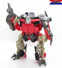 Transformers DSM DA-34 Deluxe Leadfoot Gallery