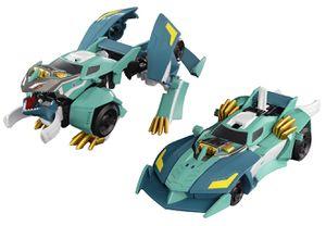 Transformers News: Video Review for TAV Transformers Adventure TAV-47 Crazybolt