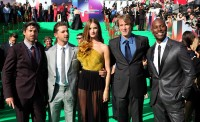 Transformers News: Transformers Dark of the Moon Moscow Premiere: photos