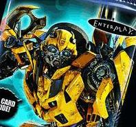 Transformers News: EnterPLAY Transformers DOTM Trading Cards
