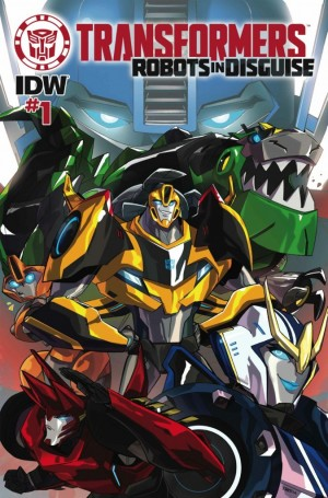 Transformers News: IDW Transformers: Robots in Disguise Writers John Barber and Georgia Ball in Conversation