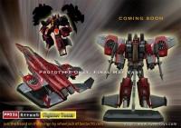 Transformers News: I-Gear PP03: Thrust Revealed!