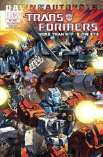 Transformers News: Sneak Peek - Transformers: More Than Meets the Eye #32