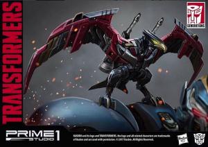 Transformers News: Prime 1 Studios Teases Soundwave