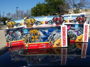 Transformers News: Transformers Age of Extinction Wal-Mart Exclusive 2-Packs Sighted At Retail