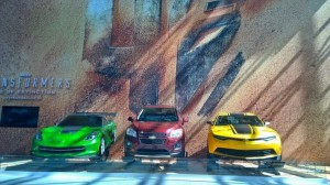 Transformers News: Chevrolet New York International Auto Show 2014 Transformers: Age of Extinction Clip - Update