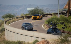Transformers News: Transformers: The Last Knight Filming Caught On Video, Includes Bumblebee, Military Vehicles, And More