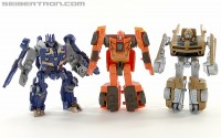 Transformers News: New Toy Galleries: DOTM Wal-Mart exclusive Bumblebee, Soundwave, & Rodimus plus EZ Collection Hot Rodimus