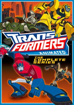 Transformers News: Transformers: Animated The Complete Series Set Press Release - Amazon Exclusive