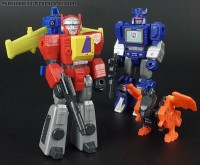 New Toy Galleries: Action Masters Soundwave with Wingthing & Blaster with Flight Pack