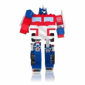 Transformers News: Hallmark Keepsake G1 Optimus Prime Ornament