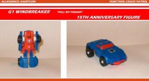 Transformers News: Dairycon 2015 Exclusive Windbreaker Bio / Pics Revealed