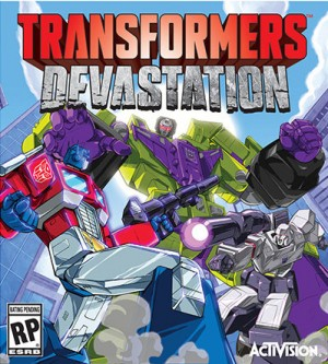 Transformers Devastation and Fall of Cybertron 80% off on Steam