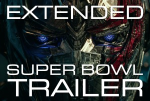 "Transformers News: Extended Super Bowl ""Maker"" Trailer for Transformers: The Last Knight Now Online"