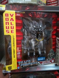 Transformers News: ROTF Leader Class Bonus Pack Figures out at retail