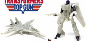 New Video Reviews of Transformers x Top Gun Maverick
