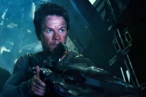 Transformers News: Transformers: Age of Extinction - Mark Wahlberg on Acting Around No Robots