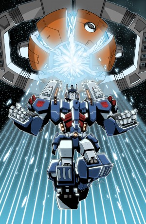 Variant Covers for IDW Transformers: Lost Light #17 by Jack Lawrence