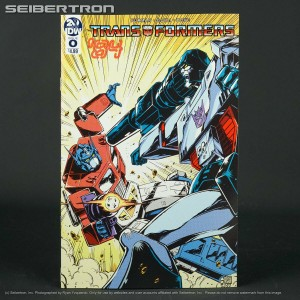 Transformers 1st Printing #10 1985 FN Stock Image Marvel