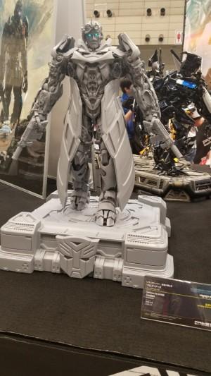 Transformers News: Wonderfest 2017 - Prime 1 Studio Display Area #TFワンフェス17s