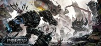 Transformers News: Another Exclusive Transformers Dark Of The Moon Game Art