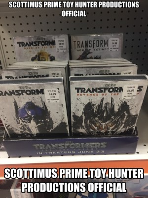 Steal of a Deal: All Live-action Transformers Films On Sale At Toys R US for $4.99