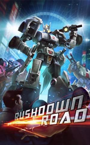 "Transformers News: Transformers: Legends ""Rushdown Road"""