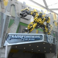 Transformers - The Ride, Open to the public!