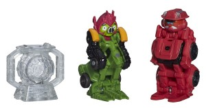 Transformers News: NYCC 2014 Coverage - Official Angry Birds Transformers Toys Descriptions and Product Images