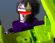 Transformers News: CrazyDevy's CDMW-01, Generation One Devastator Head Replacement