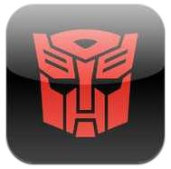 Transformers Fall of Cybertron Logs - Available in iTunes App Store