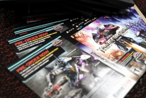 "Transformers News: Transformers: Rise of the Dark Spark GameStop Exclusive ""Weathered Warriors"" Content Pack"