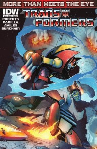 Transformers News: Transformers: More Than Meets The Eye #16 Review