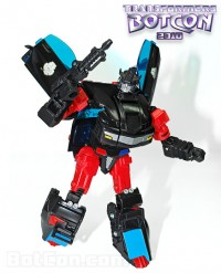 Transformers News: Botcon Streetstar, Not Streetwise!