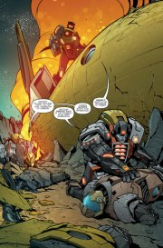 Transformers News: Transformers Prime: Rage of the Dinobots Artist Agustin Padilla Interview