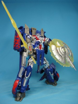 Transformers News: In-Hand Images Takara Tomy Transformers: Lost Age Premier Edition Optimus Prime