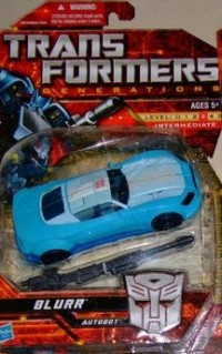 Transformers News: Generations Dirge & Blurr Released In Hong Kong!